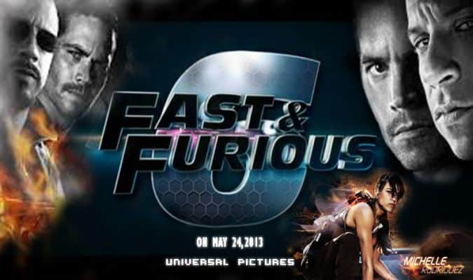 Fast & Furious 6 – 'Girl Fights' Featurette