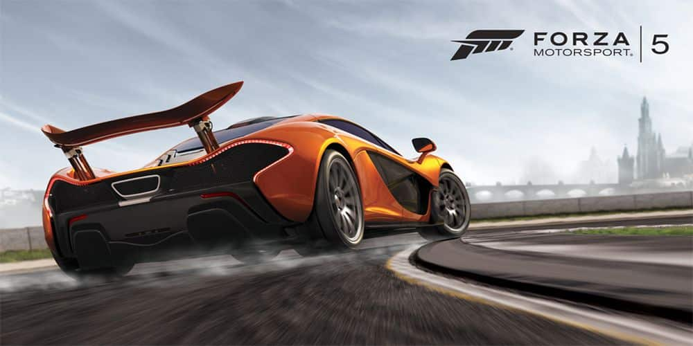 Forza Motorsport 6 Car List Revealed