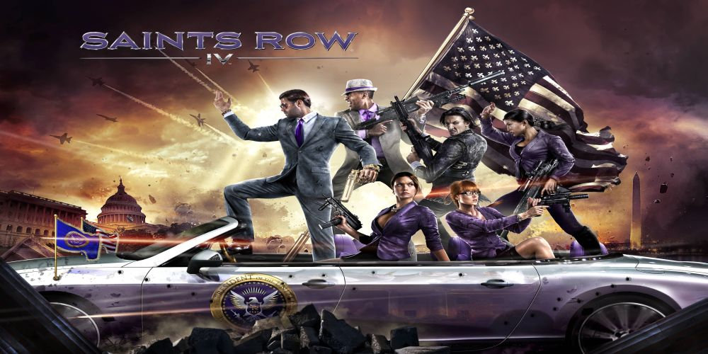 Saints Row: Gat Out of Hell  – Gameplay Walkthrough