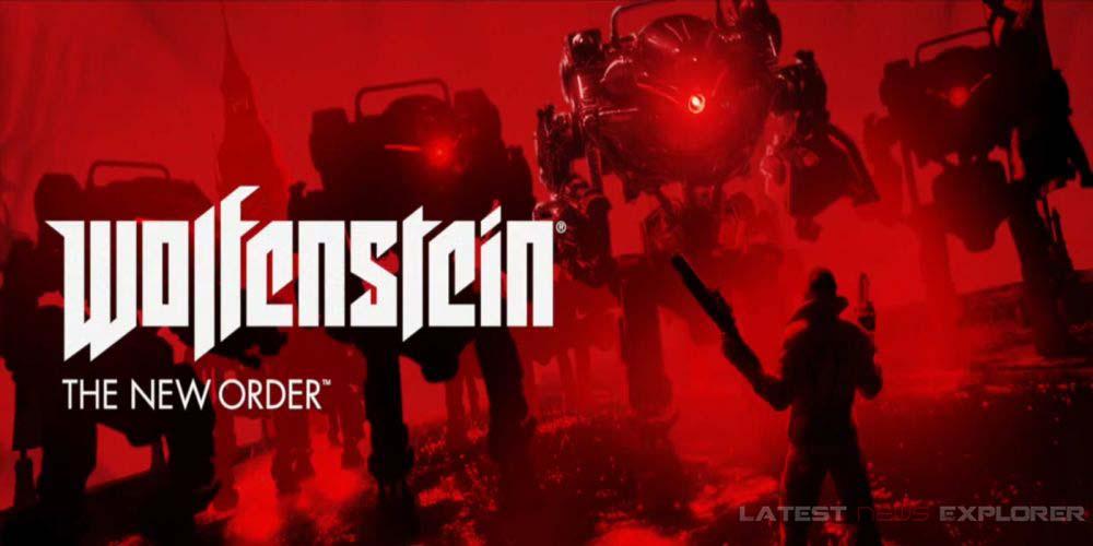 Wolfenstein: The New Order – E3 2013 Trailer