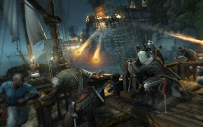 Assassin's Creed IV: Black Flag – 'Black Island Pack' Gameplay Trailer