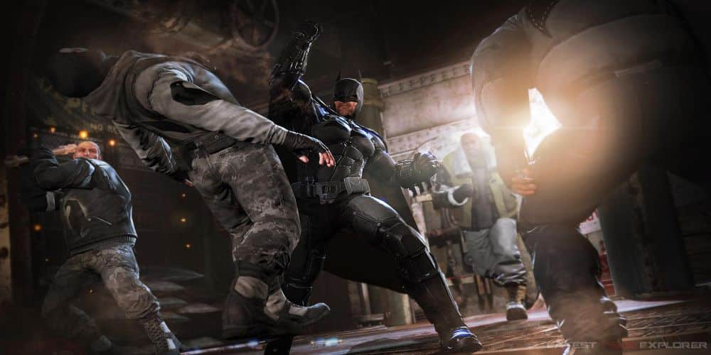 New Batman: Arkham Origins Villain Unveiled