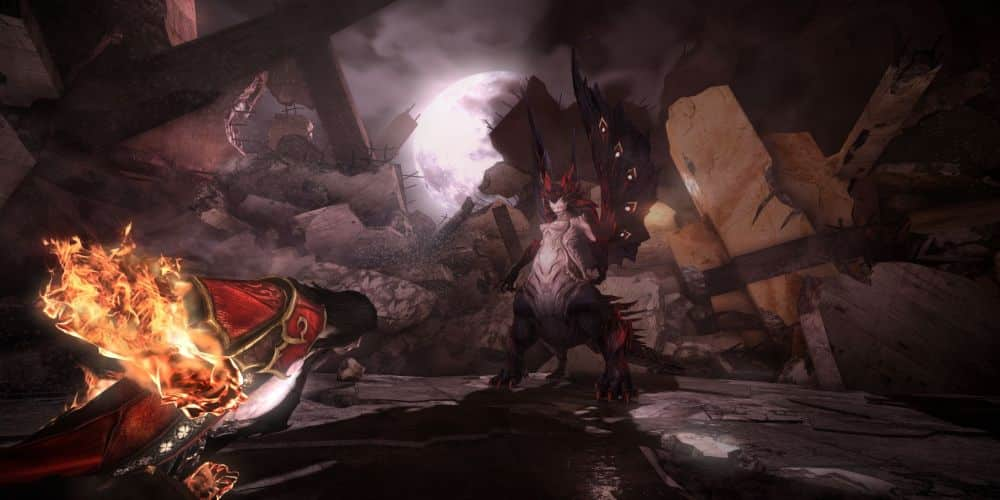 Castlevania: Lords of Shadow 2 – Gameplay Trailer