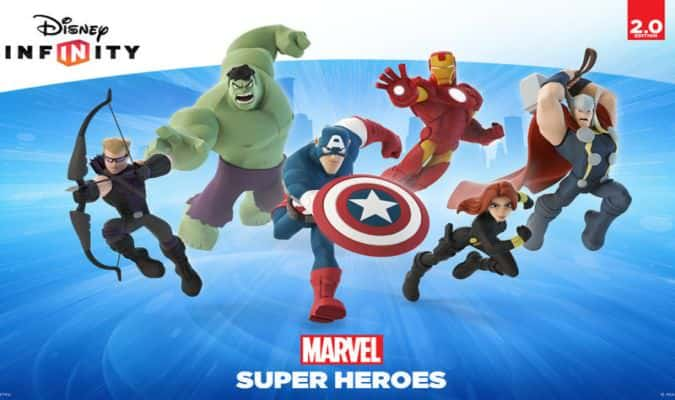 Disney Infinity: Marvel Super Heroes – 'The Avengers Play Set' Trailer