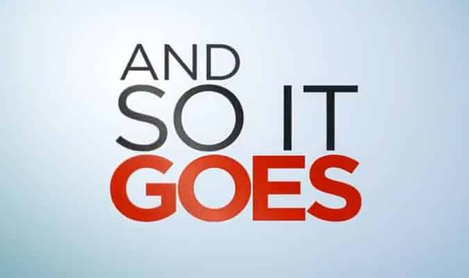 And So It Goes – Trailer