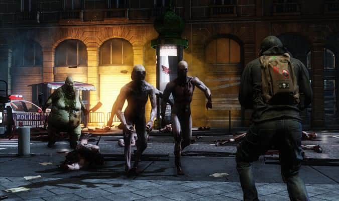 Killing Floor 2 Gameplay Trailer, PS4 Pro Enhancements Detailed