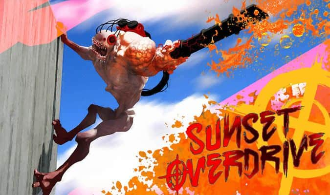 Sunset Overdrive Goes Gold