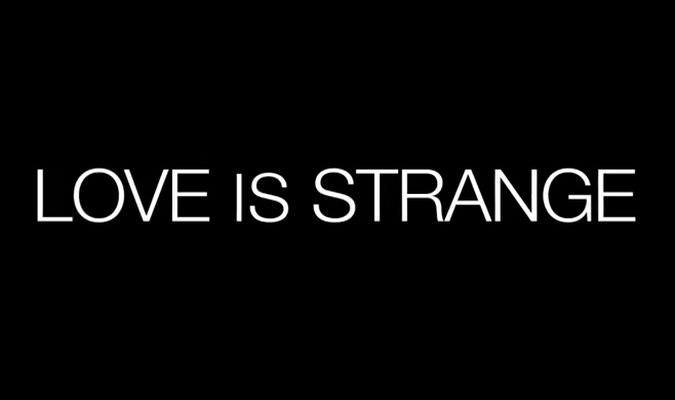 Love is Strange – Trailer