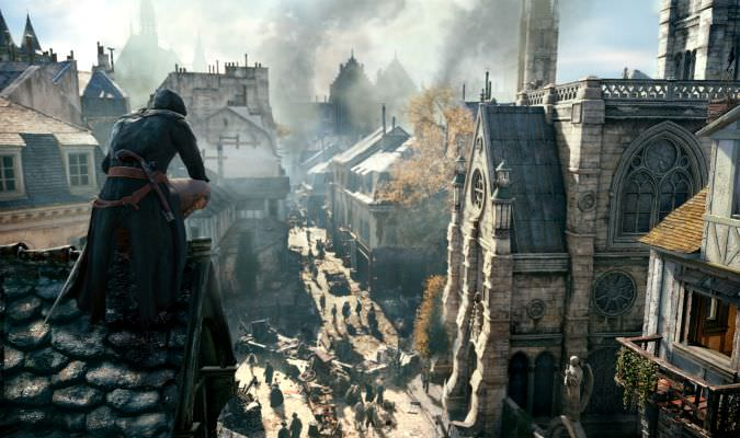 Assassin's Creed Unity Patch 3 Rolls Out Next Week