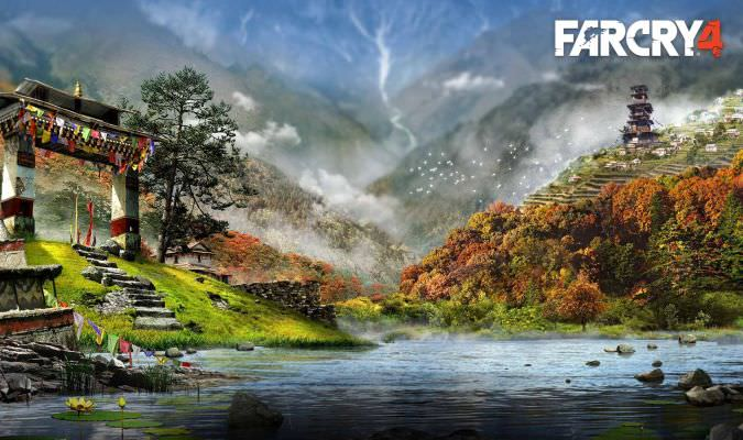 Far Cry 4 – 'Valley of the Yetis' Gameplay Trailer