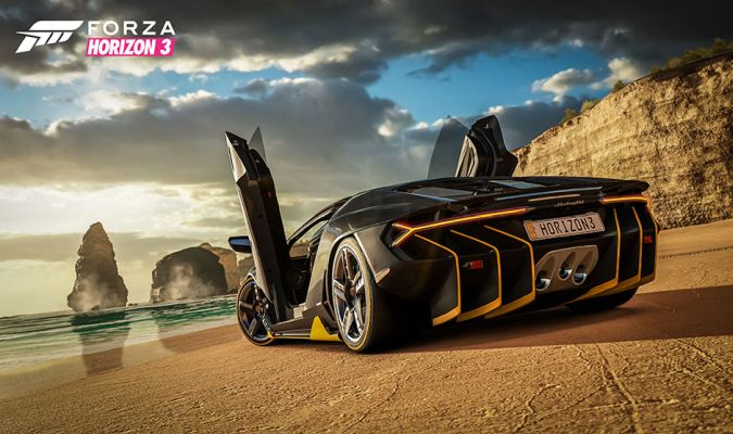Forza Horizon 3 Announced For Xbox One & PC