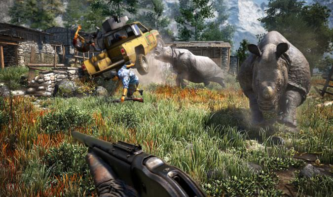 Far Cry 4 – 'Designing an Open World' Video