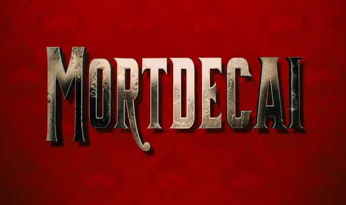 Mortdecai – Trailer #2