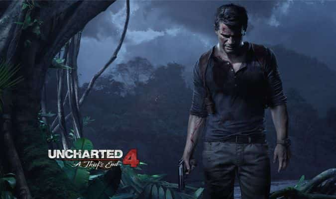 Uncharted 4: A Thief's End Limited Edition PS4 Bundle Revealed