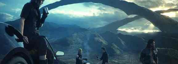 Final Fantasy XV The English Voice Cast Revealed