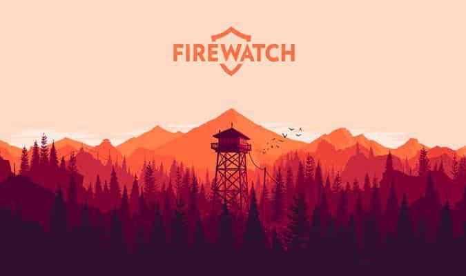 Firewatch – Reveal Trailer