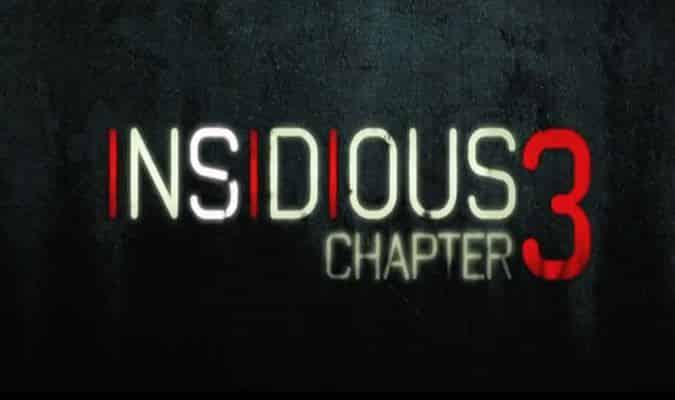 Insidious: Chapter 3 – International Trailer