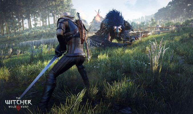 The Witcher 3: Wild Hunt Blood & Wine 'New Region' Trailer
