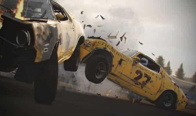 Bugbear Entertainment's Next Car Game Is Wreckfest
