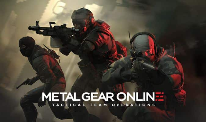 Metal Gear Online – World Premiere Trailer