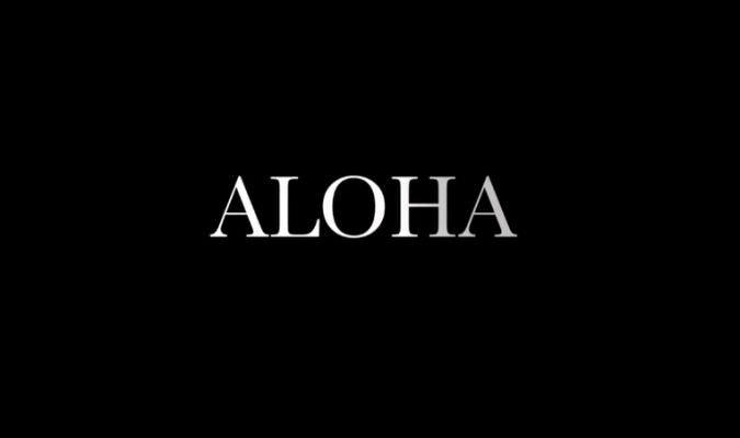 Aloha – Trailer