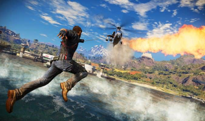 Just Cause 3 Air, Land, & Sea Expansion Pass Revealed