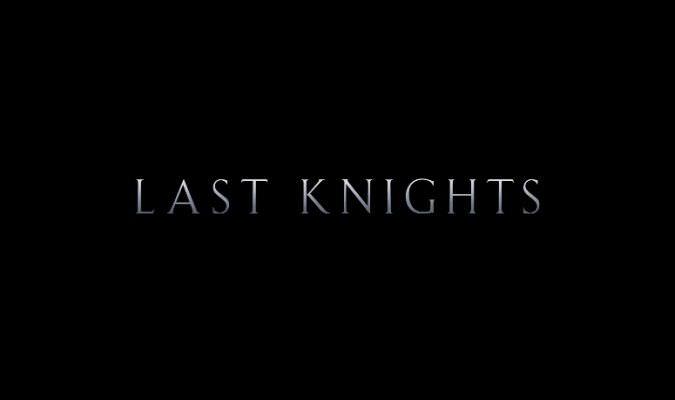 Last Knights – Trailer
