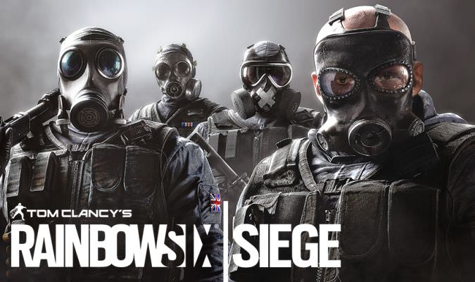 Tom Clancy's Rainbow Six Siege – 'Dust Line' Trailer