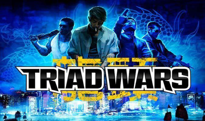 Triad Wars – 'Own the Underworld' Trailer