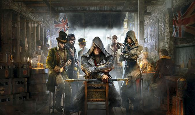 Assassin's Creed Syndicate NVIDIA GameWorks Trailer