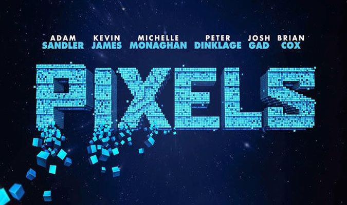Pixels – International Trailer