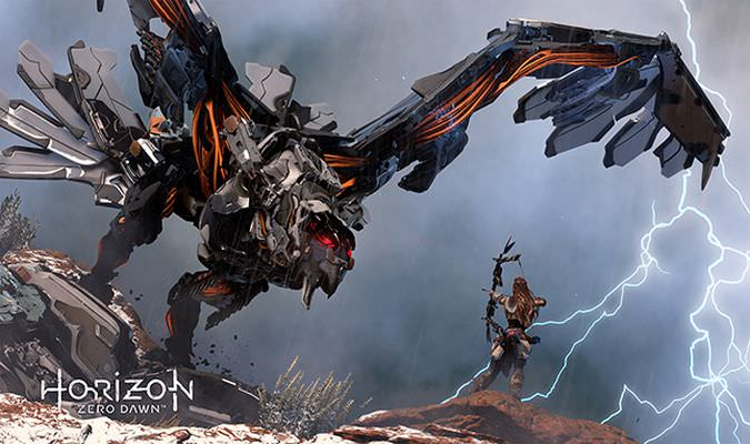 E3 2016: Horizon Zero Dawn Gameplay; Special Editions Detailed