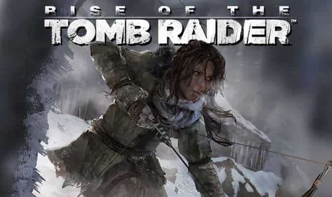 Rise of the Tomb Raider – Gamescom 2015 Extended Gameplay Demo
