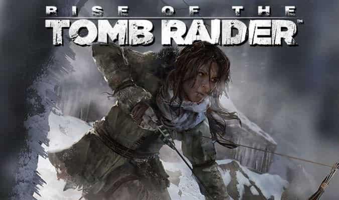 Rise of the Tomb Raider Xbox One Bundle Revealed