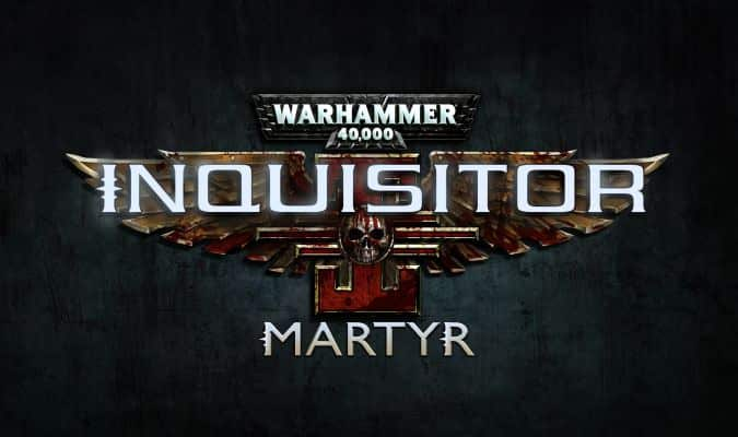 Warhammer 40,000: Inquisitor – Martyr Announced