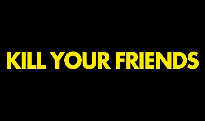 Kill Your Friends Trailer Featuring Nicholas Hoult
