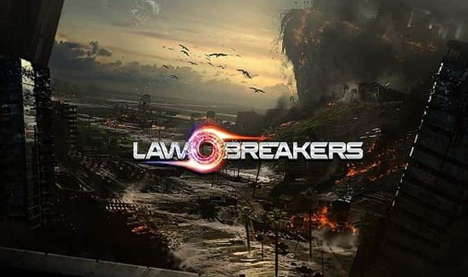 LawBreakers 'Between Our Guns' Gameplay Trailer