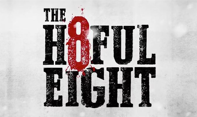 The Weinstein Company's The Hateful Eight – Teaser Trailer