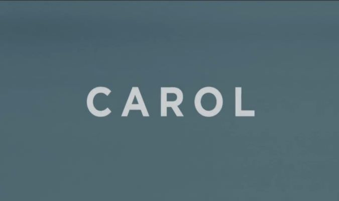 The Weinstein Company's Carol – Trailer