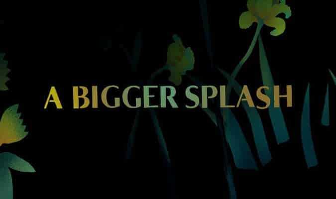 A Bigger Splash – Trailer