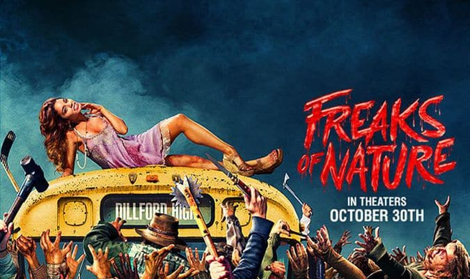 Columbia Pictures' Freaks of Nature – Red Band Trailer