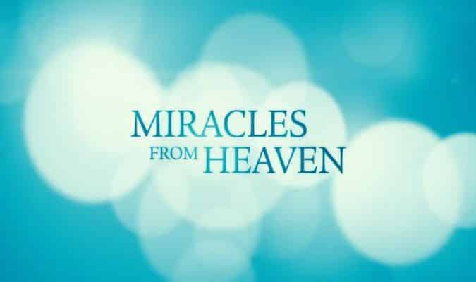 Columbia Pictures' Miracles from Heaven – Trailer