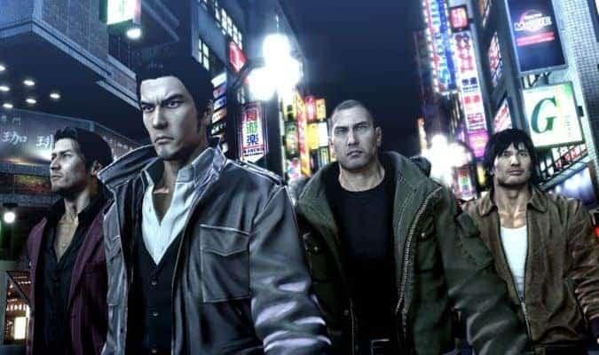 Yakuza 6 Release Date Trailer