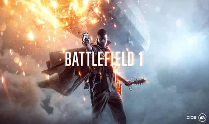 Battlefield 1 PC Specs Revealed