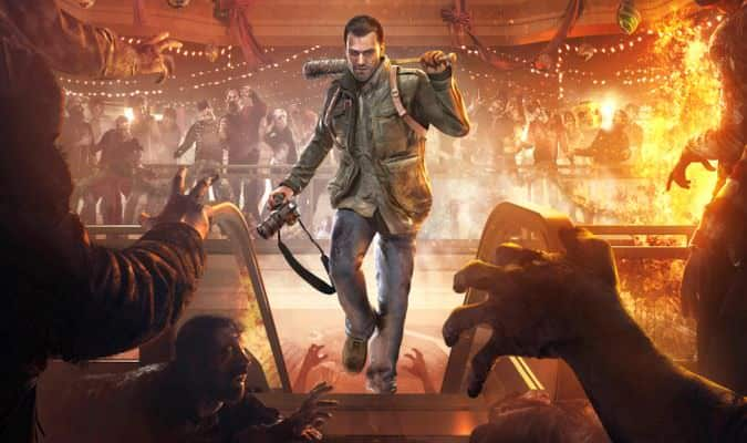 Dead Rising 4 'Black Friday' Cinematic Trailer