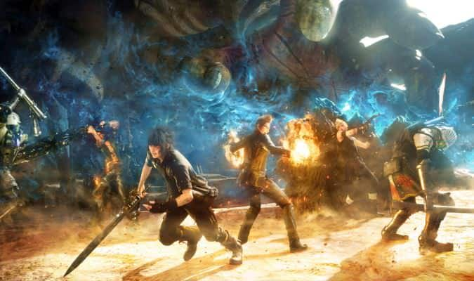 Final Fantasy XV Gun & Machinery Screenshots Revealed