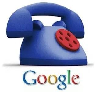 Google Contact List
