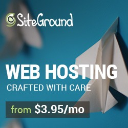 Siteground Web Hosting Offer