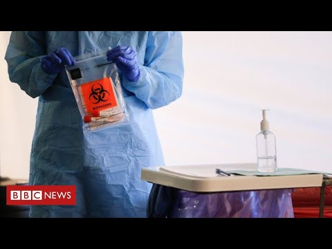 Coronavirus – record UK deaths approach levels seen in Italy and Spain – BBC News