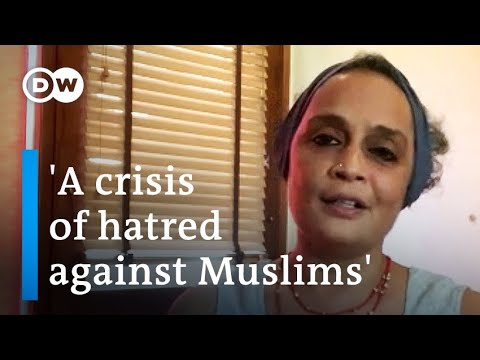 Muslims in India accused of 'corona jihad' | Interview with Arundhati Roy